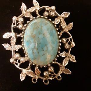Vintage Goldette Brooch